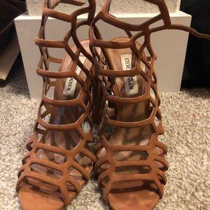Brown Steve Madden heels